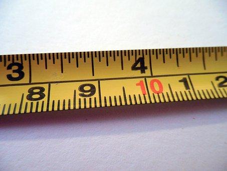 Measure, Tape Measure, Centimeter, Length