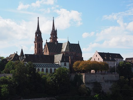 Basel Cathedral, Münster, Basel, Church
