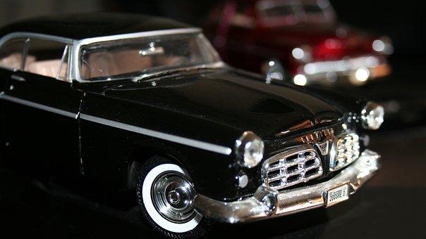 Chrysler, 300, Car, Chrysler 300, Red, Black, Wallpaper