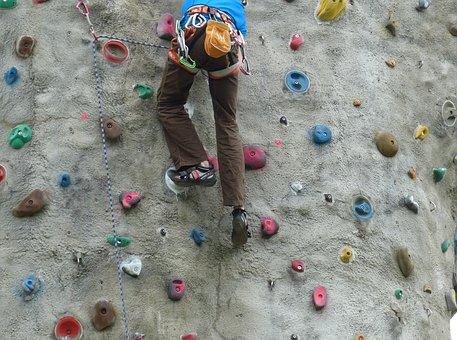 Sport, Protective Clothing, Climb, Climbing Wall