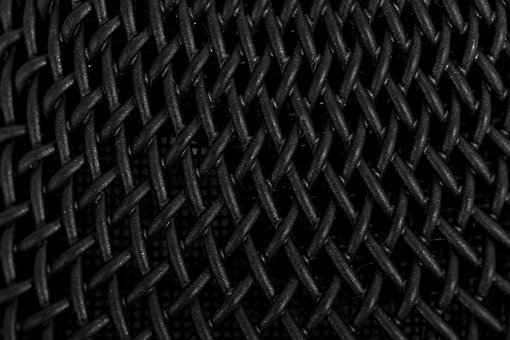 Abstract, Backdrop, Background, Black, Dark, Grid, Iron