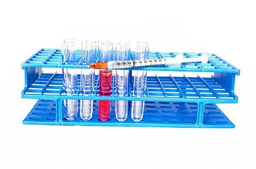 White, Background, Insulin, Syringe, Medical, Injection