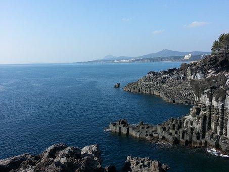 Jeju Island, Hexagon, Jusangjeolli