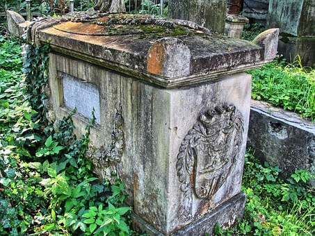 Cemetery, Lychakiv Cemetery, Necropolis, Lions