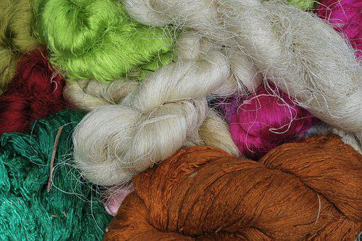 Silk Thread, Making Silk, Silk