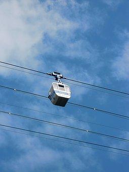 Cable Car, Gondola, Transport, Shuttle Service