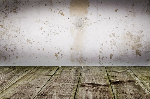 Wall, Old, Background, White, Wood, Rustic, Interior