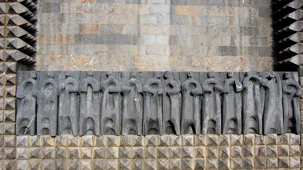Basque Art, Arantzazu, Oteiza, Basque Country