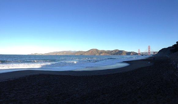 Life, Beauty, Scene, San Francisco, Golden Gate Bridge