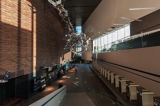 Helsinki, Music Centre, Building, Design