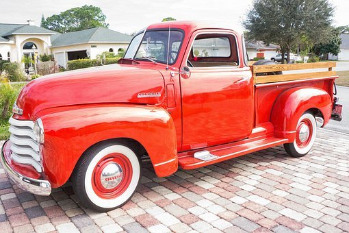 Chevrolet 1947, Truck, Pickup, Vintage, Old, Chevy