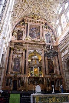 Santa Iglesia Catedral De Córdoba, Cathedral, Córdoba