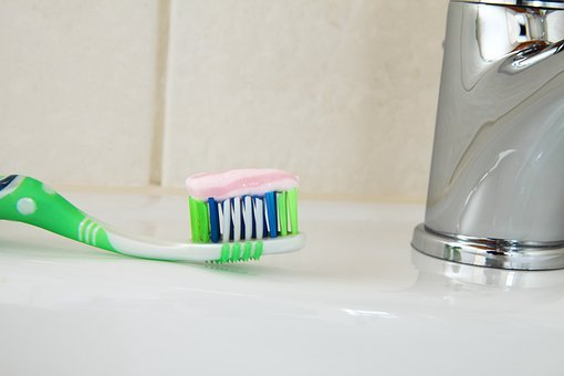 Bathroom, Brush, Care, Dental, Equipment, Fluoride, Gel