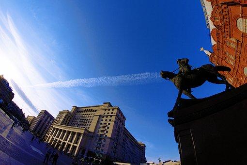 Marshal Zhukov, The Kremlin, Hotel