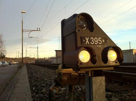 Railway, Signal, Railway Station, Switzerland, Sbb