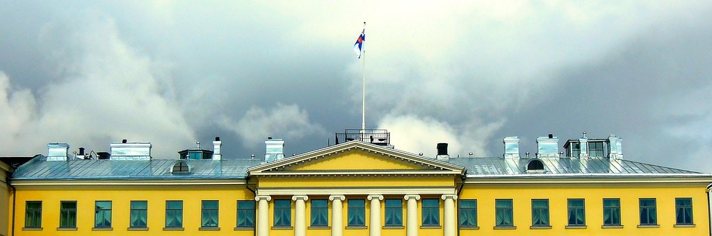 The Presidential Palace, Helsinki, Finnish, Attraction