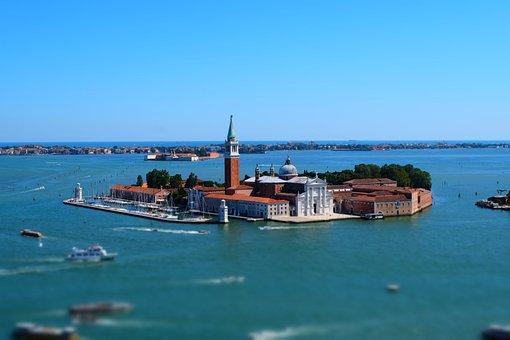 Venice, Ile, San Giorgio Maggiore