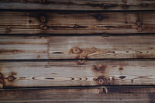 Wood Fence, Boards, Wall Boards, Wall, Nailed