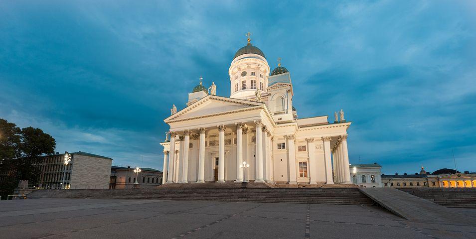 Cathedral, Church, Worship, Religion, Helsinki