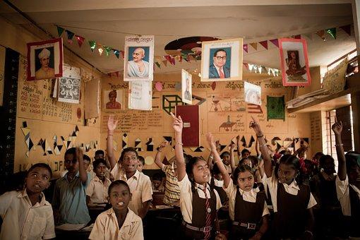 Akshaya Patra, Children, School Children