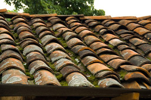 Roof, Tile, Rustic, House, Architecture, Construction