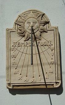 Time, Solar Watch, Clock