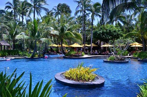 Shangri-la's Boracay, Hotel Swimming Pool, Outdoor Pool
