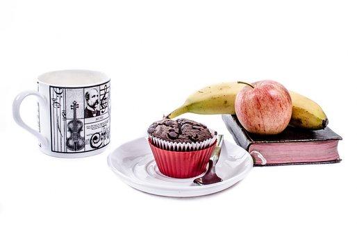 Breakfast, Food, Morning, Start, Energy, Banana, Fruit