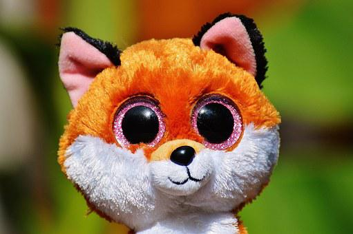 Fuchs, Animal, Nature, Cute, Sweet, Glitter Eyes