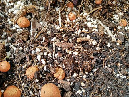 Black, Grey, Brown, Clay, Wood, Stone, Soil, Field