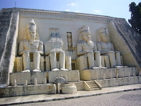 Building, Egyptian, Attraction, Landmark