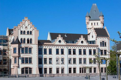 Hörder Castle, Dortmund, Hörde, Middle Ages, Building