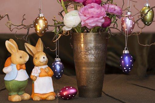 Easter Bunny, Customs, Custom