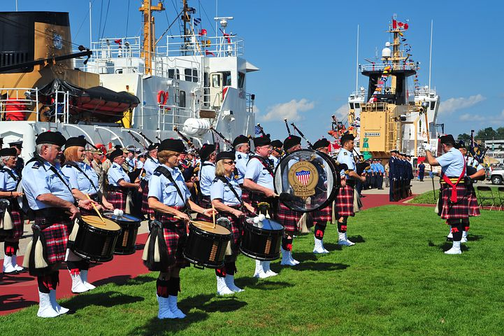 Grand Haven, Michigan, Band, Music, Bagpipes, Drums
