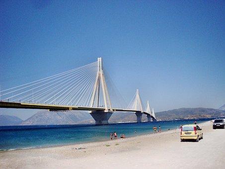 Bridge, Patras, Greece
