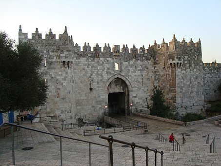 Damascus Gate, Jerusalem, Gate