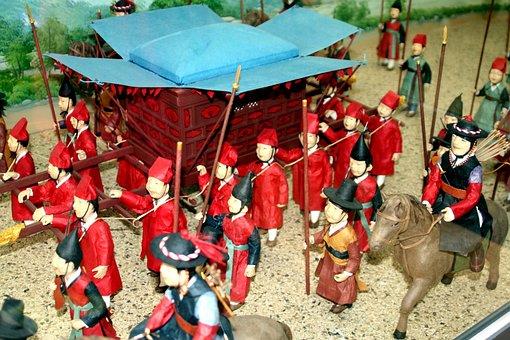 Republic Of Korea, Traditional, History, Matrix