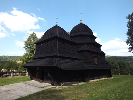 Orthodox Church, Church, Temple, Monument, Wooden