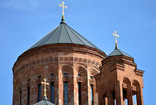 Armenian, Orthodox, Church, Religion, Christianity