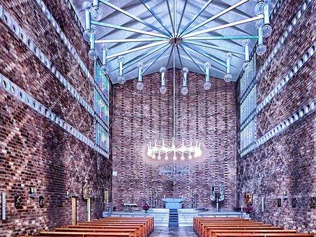 St Albertus Magnus, Berlin, Germany, Church, Cathedral