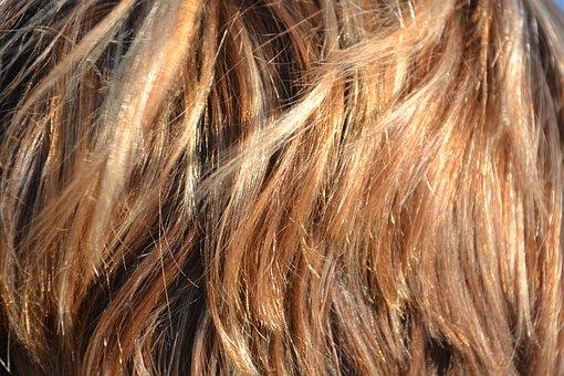 Hair, Strands, Beauty, Woman, Beautiful Hair, Dyed