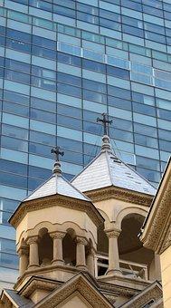 Armenian Church, Tower Building, Religion