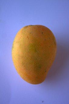 Alphonso Mango, Mangoes, Sweet, Tasty, Alphonso, Yellow