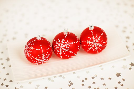 Background, Ball, Bauble, Celebration, Christmas