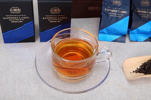 Tea, Black Tea, Blue Tag, Five Lofty Red