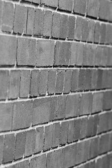 Wall, Brick, Rows, Repetition, Texture, Backdrop