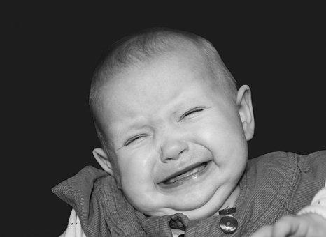 Baby, Emotion, Face, Expression, Child, Sad, Scream