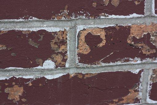 Brick, Aged, Dirty, Texture, Grunge, Brickwork, Pattern