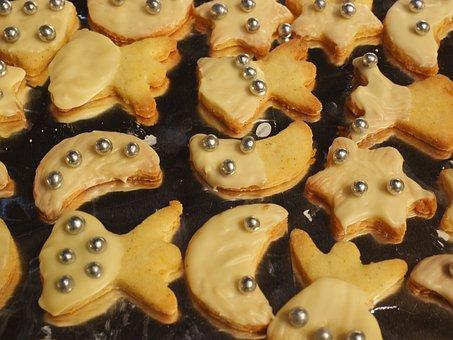 Cookie, Ausstecherle, Guzle, Christmas, Cookie Cutter