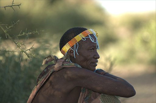 Hadzabe Tribe Of The Lady Boss, North Tanzania